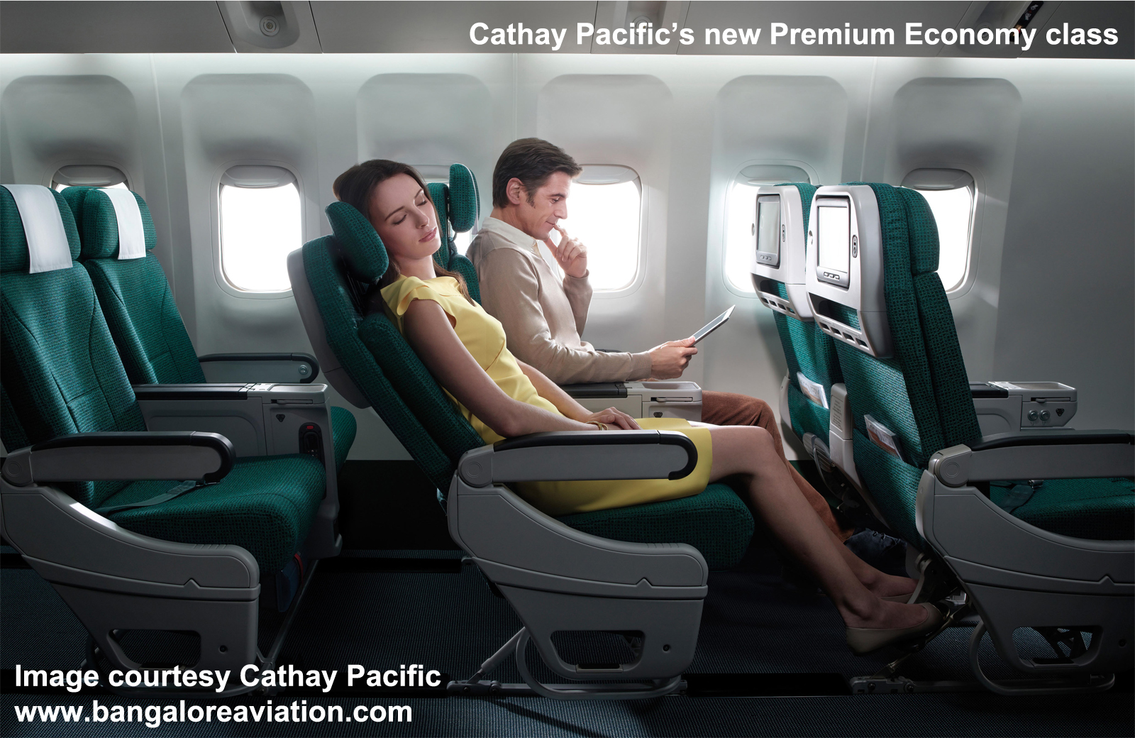 Cathay Pacific Premium Economy A Great Way To Go